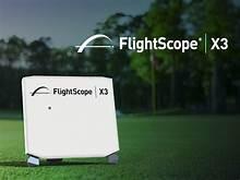 FlightScope Launch Monitor