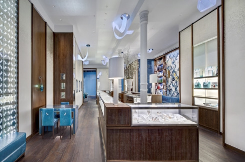 Tiffany's, Soho NY   Project Management and Legal Counsel