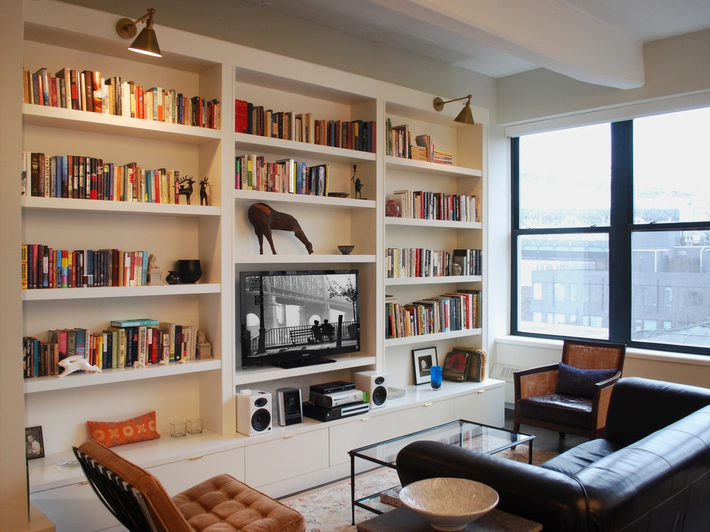 Brooklyn Loft Built-Ins