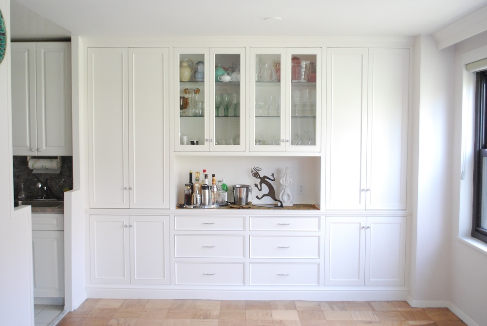 Built In Cabinetry Hudson Cabinetry Design