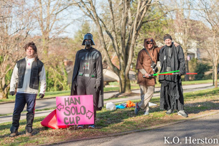 It's Star Wars!