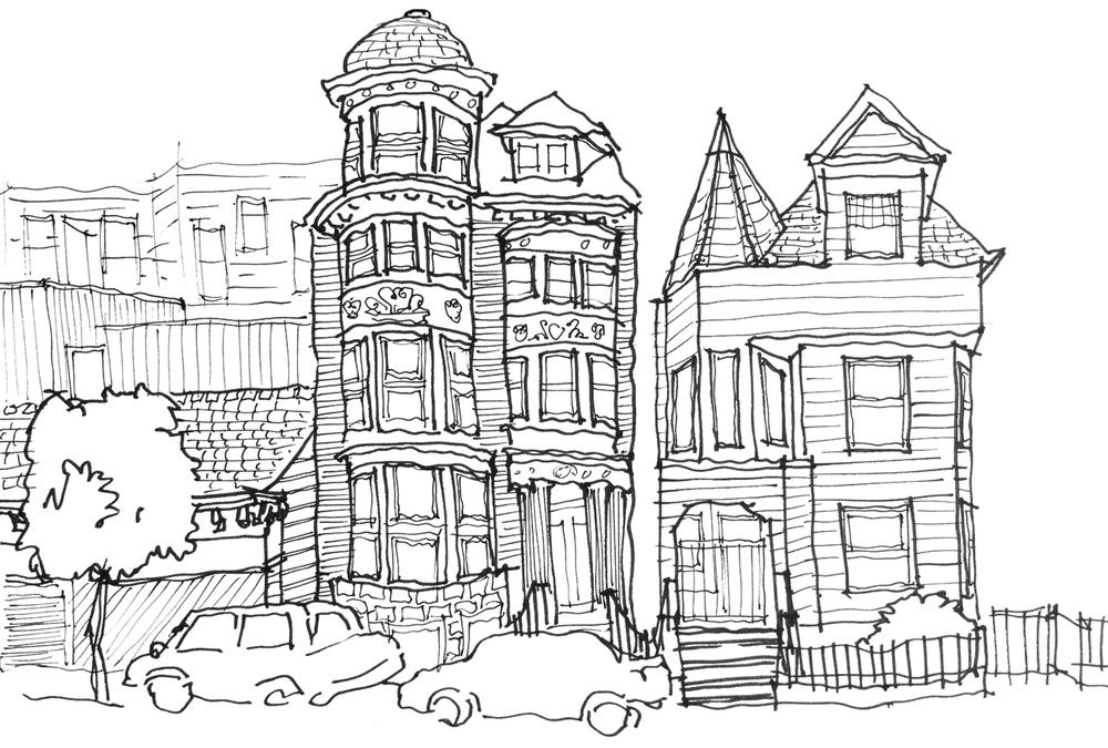 San Francisco Sketchbook