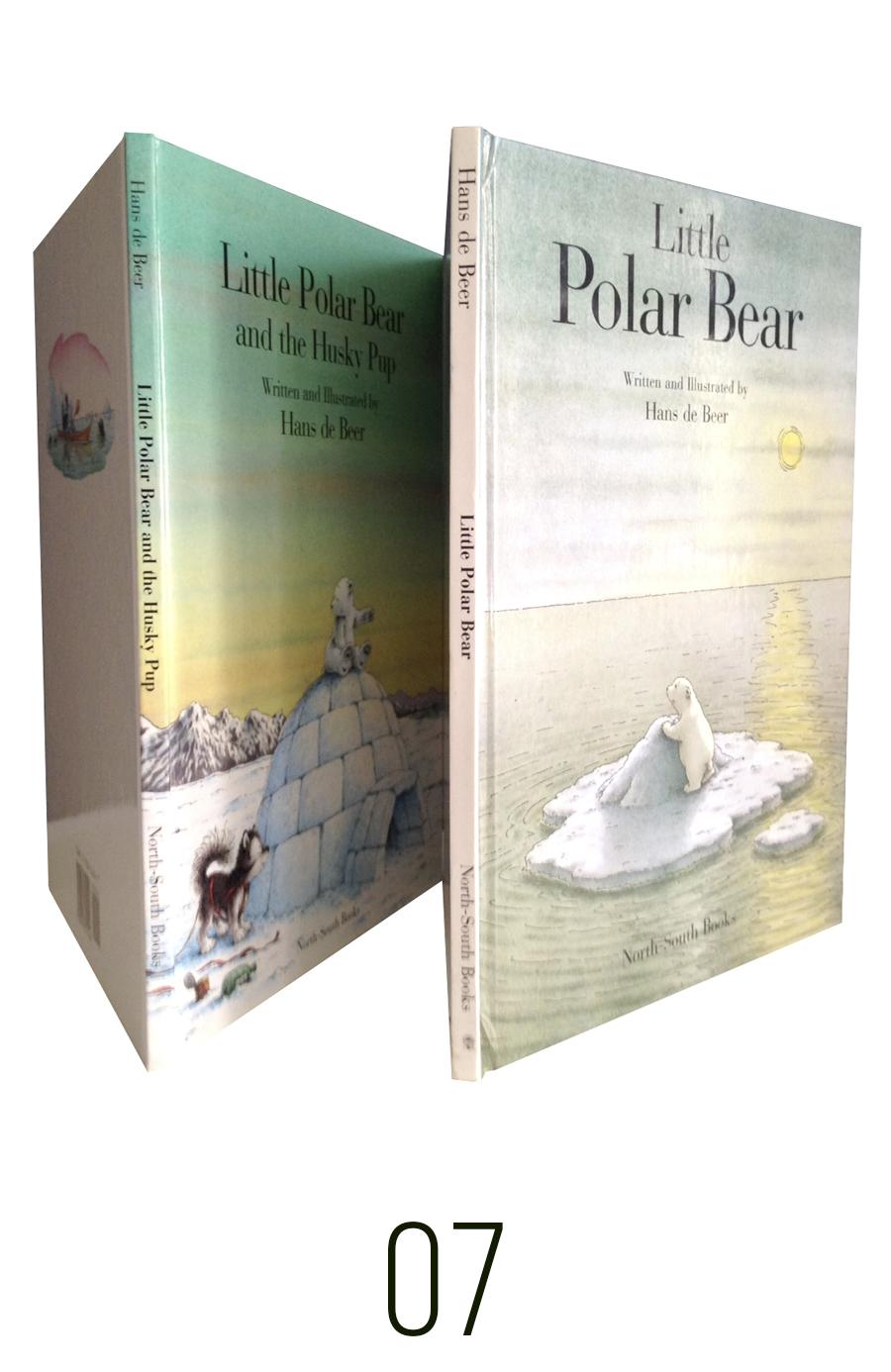Little Polar Bear
