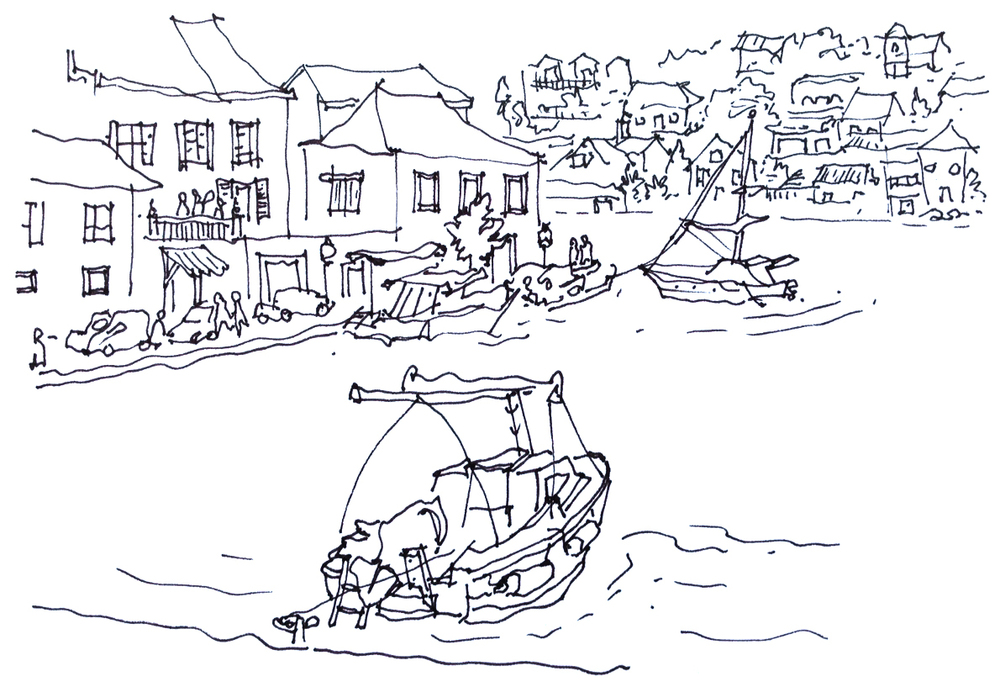 Croatia Sketchbook