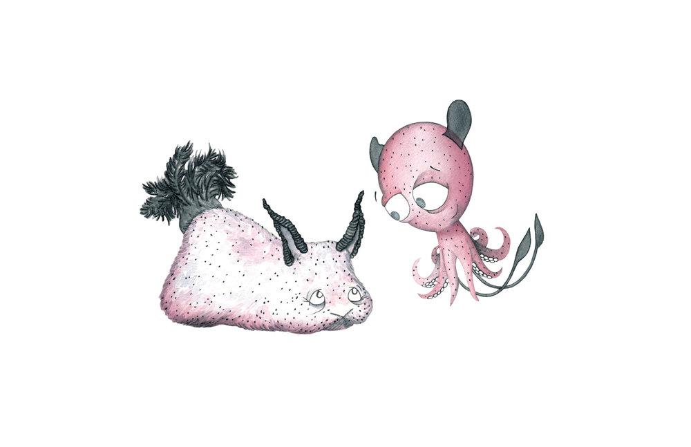 Jorunna Parva Sea Slug