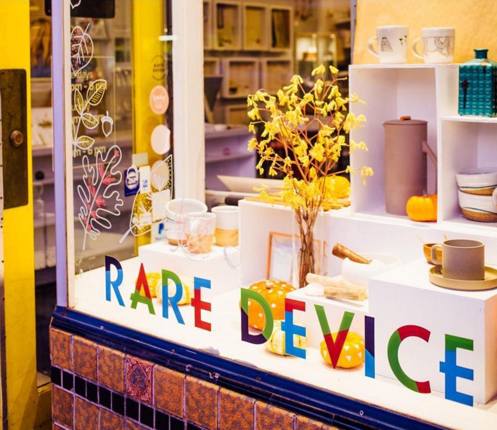 Rare Device Divisadero