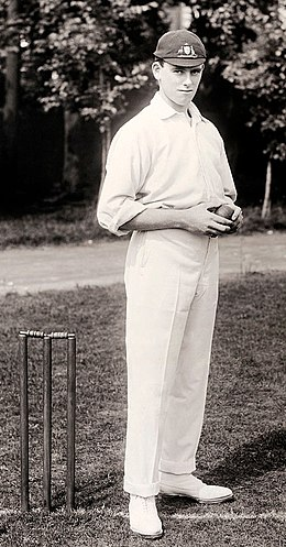 Bill Whitty - Most successful bowler in the series