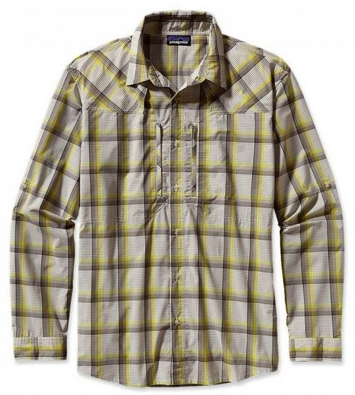 Patagonia - LS Sleeved Sun Stretch Shirt