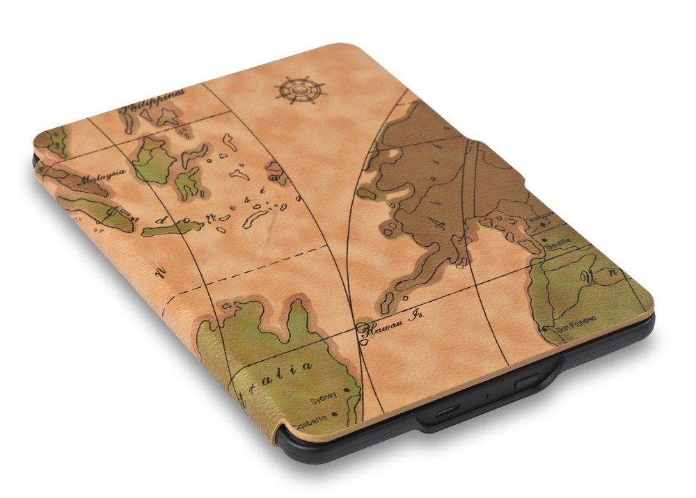 Omotion - Kindle Voyage Case Cover