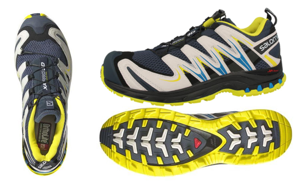Salomon - XA Pro 3D Trail Runners