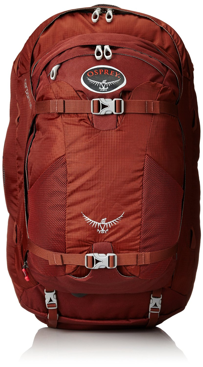 Osprey - Fapoint 55 Travel Backpack (w/ detachable bag connected)