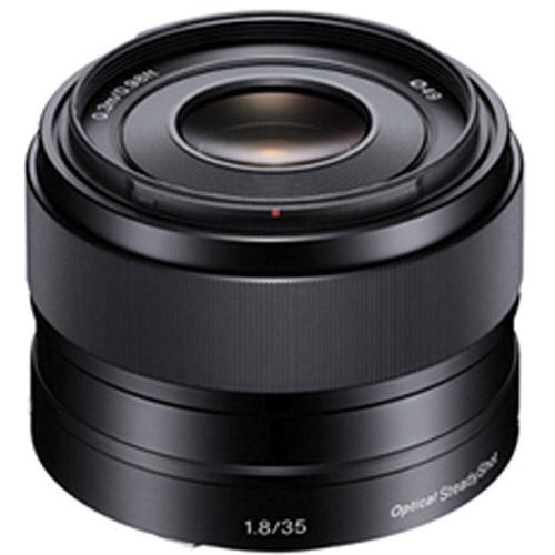 Sony - 35mm f/1.8 Prime Lens