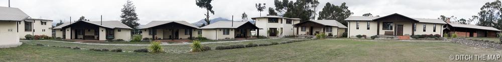 Our Lodge in Cotopaxi, Ecuador