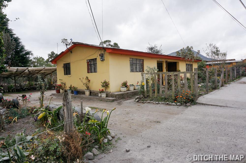 Cotopaxi, Ecuador