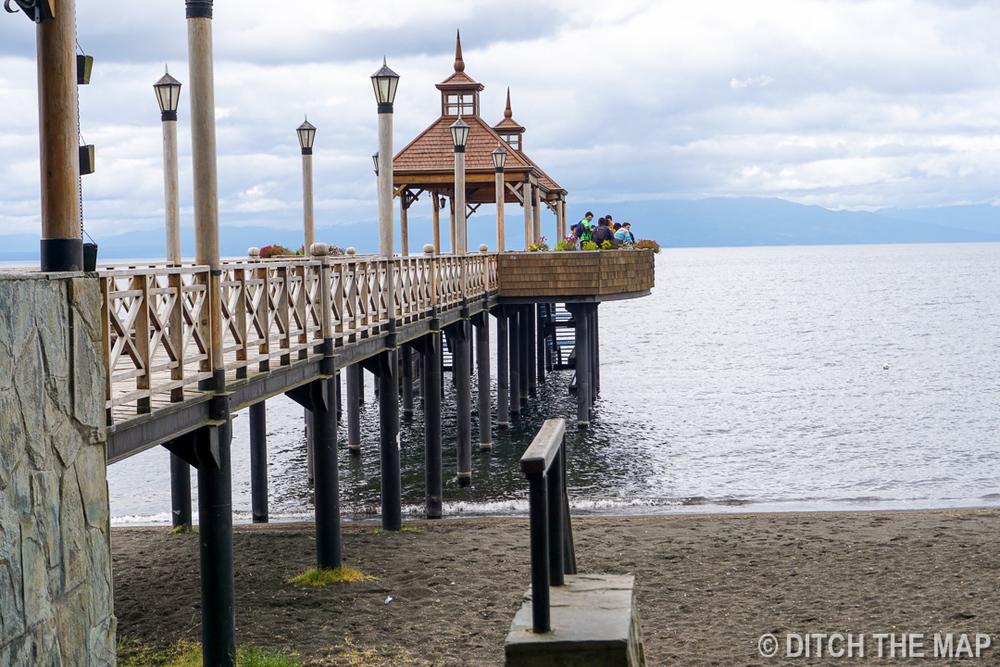 Day trip to Frutillar, Chile