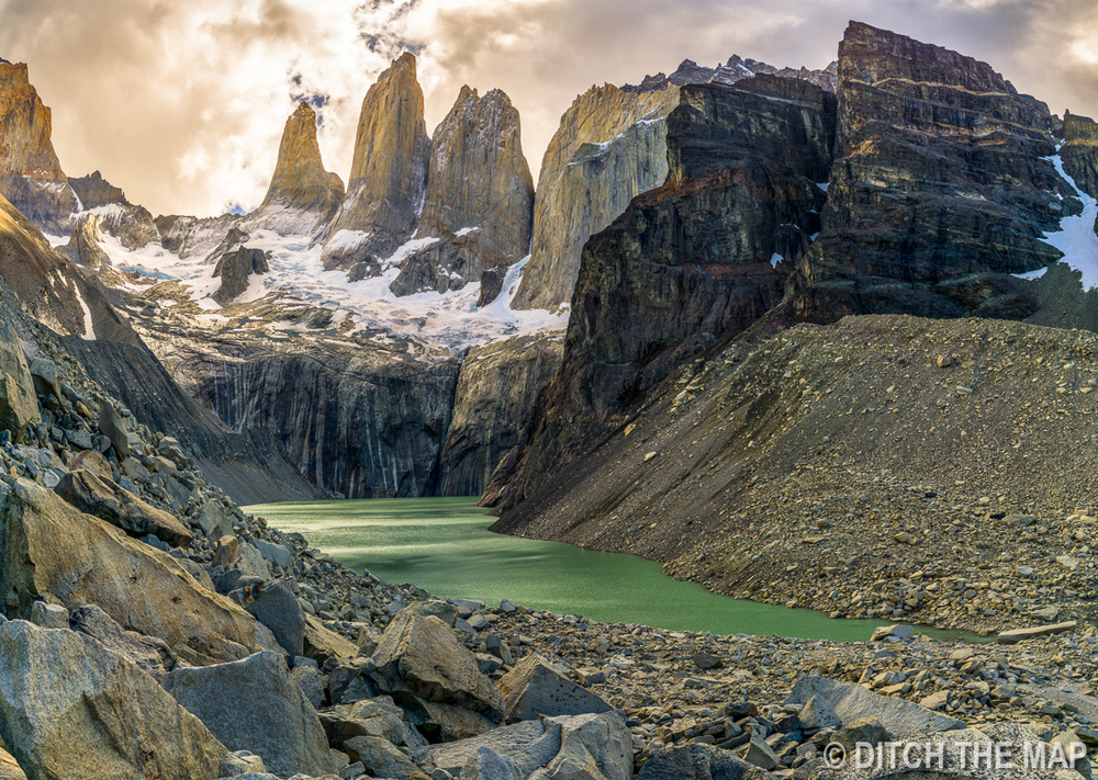 Las Torres del Paine, Chile