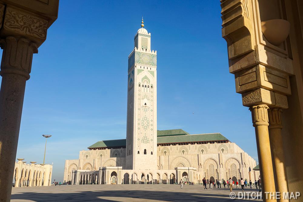 Casablanca, Morocca