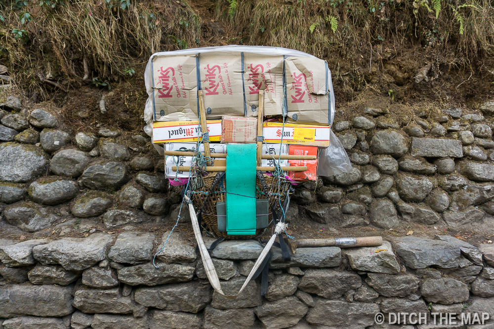 Monjo to Namche Bazaar, Nepal