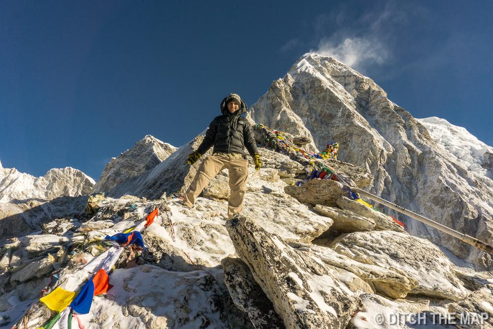 Gorak Shep to Kala Patar, Nepal