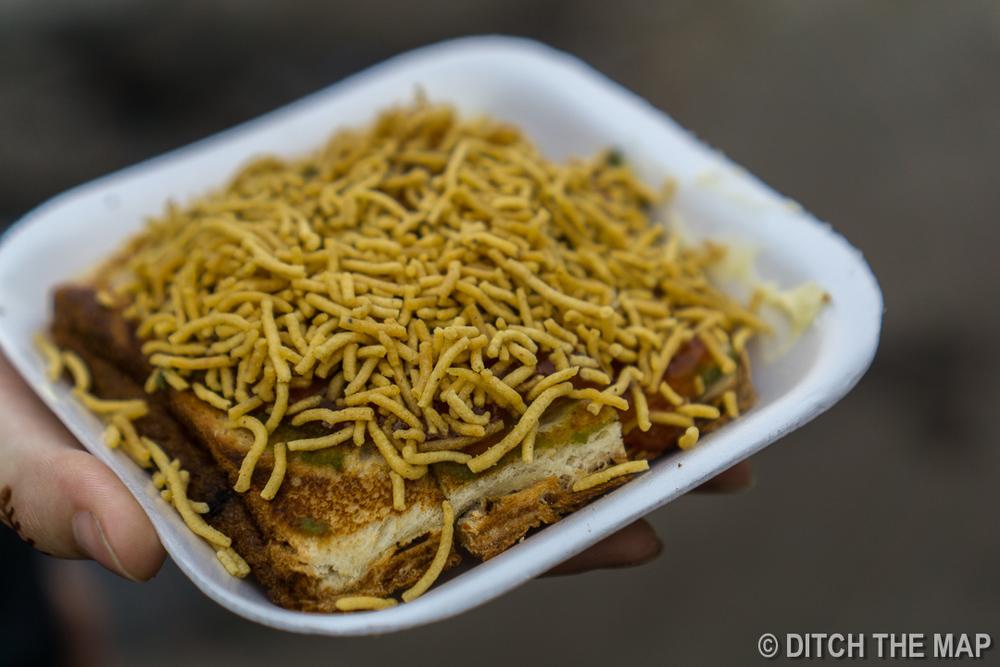 Street Food in Jodhpur, India