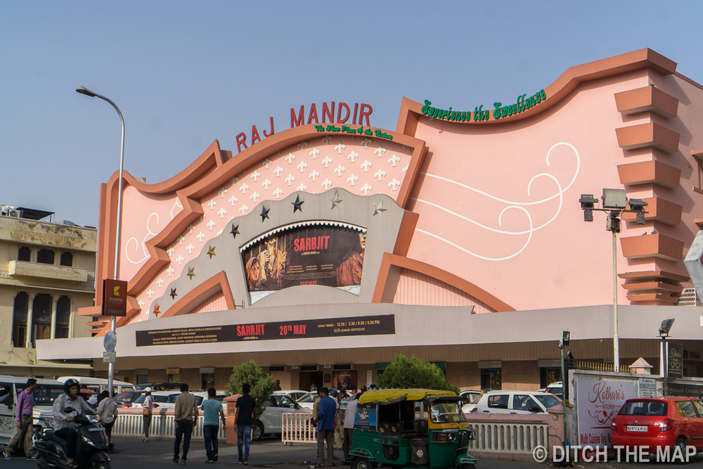 Raj Mandir   Cinema in Jaipur, India