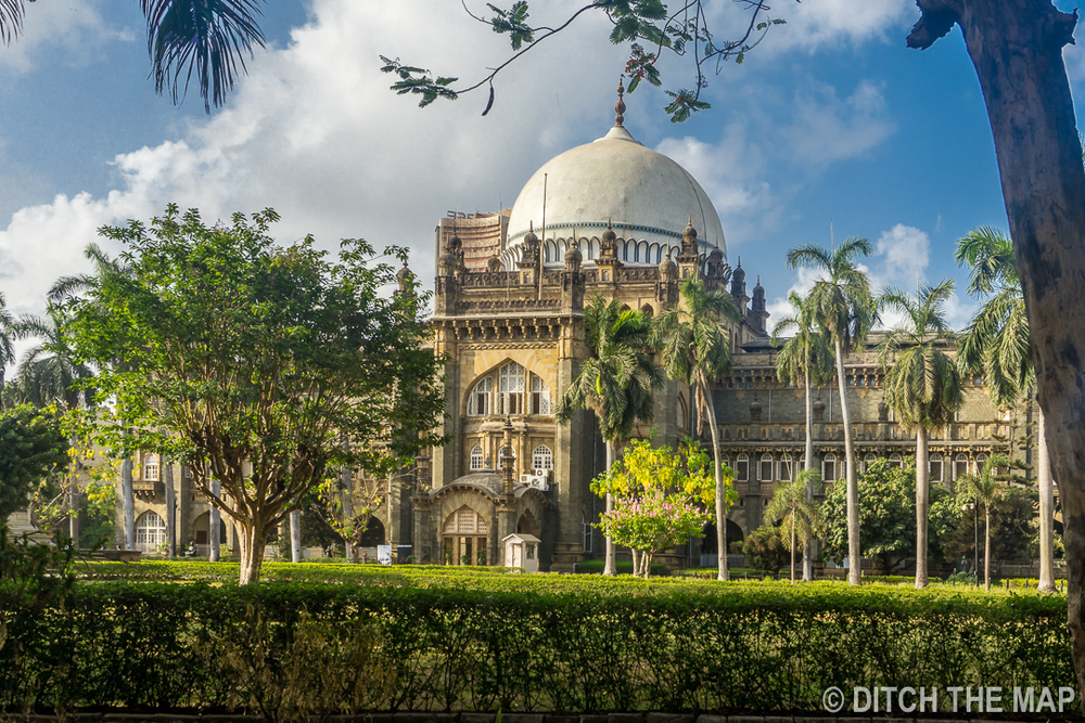 A Museum in Mumbai, India