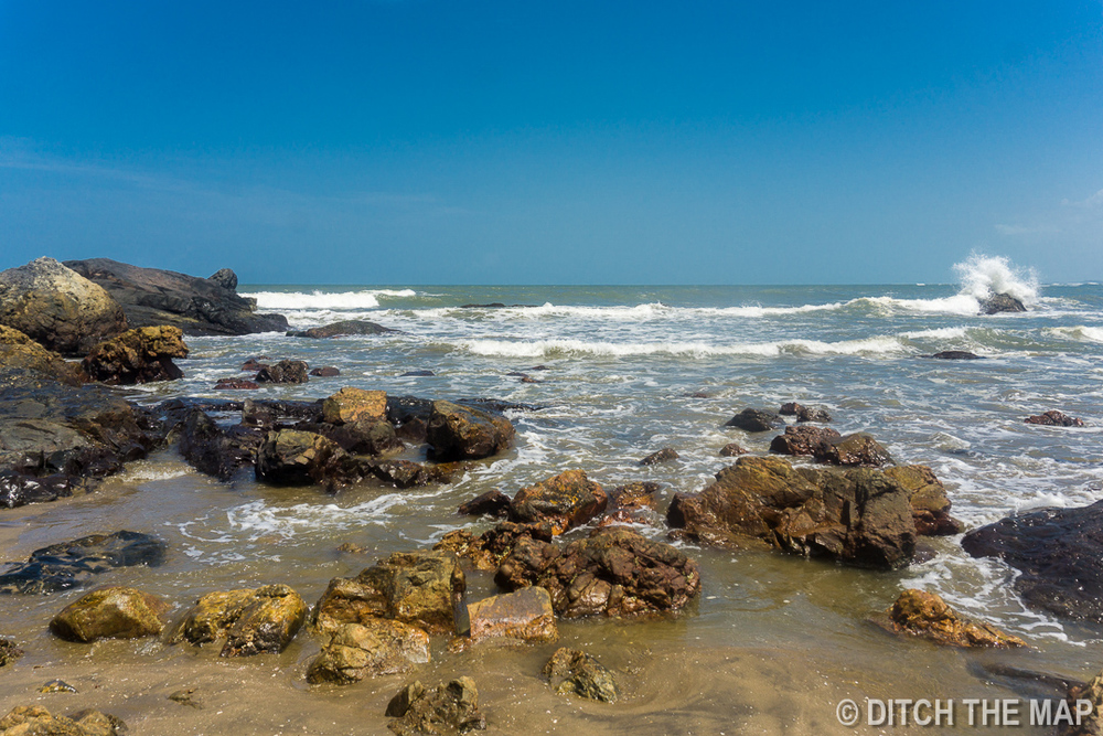 North Goa, India