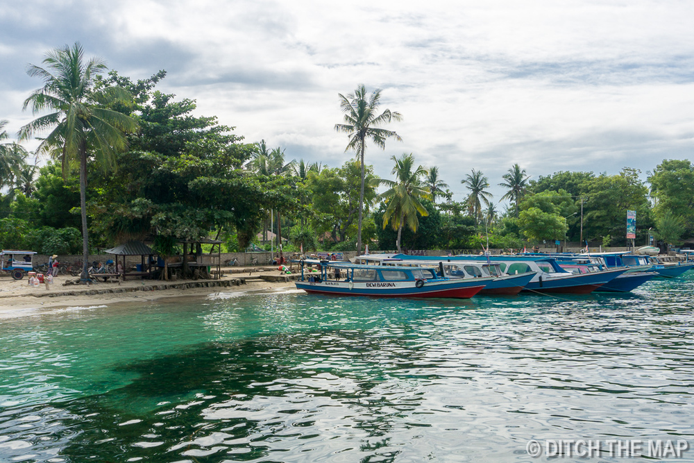 Gili Air (Lombok), Indonesia