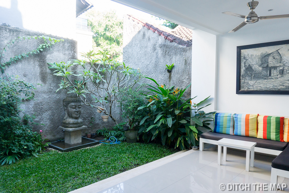 Our Airbnb in Senggigi, Lombok