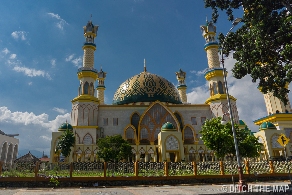 A Mosque in Mataram, Lombok