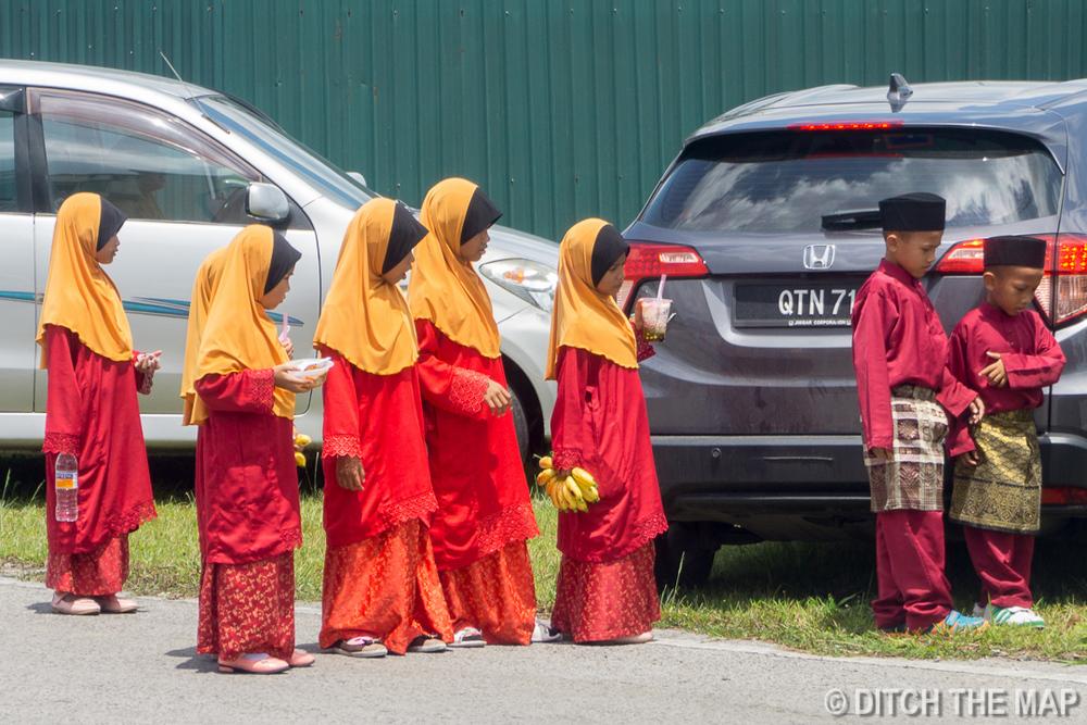 Kuching (Sarawak), Borneo