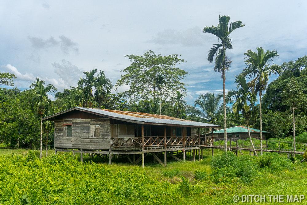 Mulu (Sarawak), Borneo