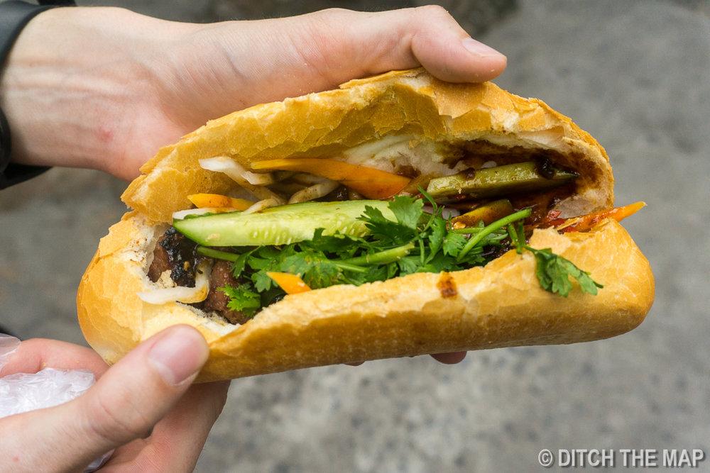 Best Vietnamese Banh Mi