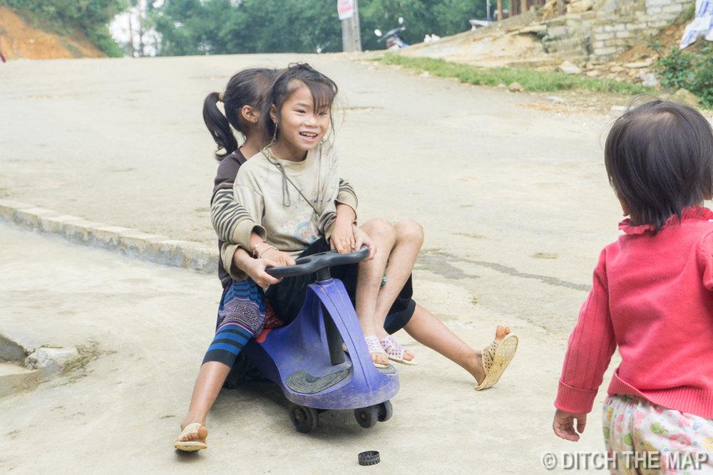 Sapa, Vietnam