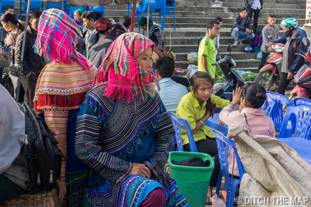 Bac Ha - Sunday Market