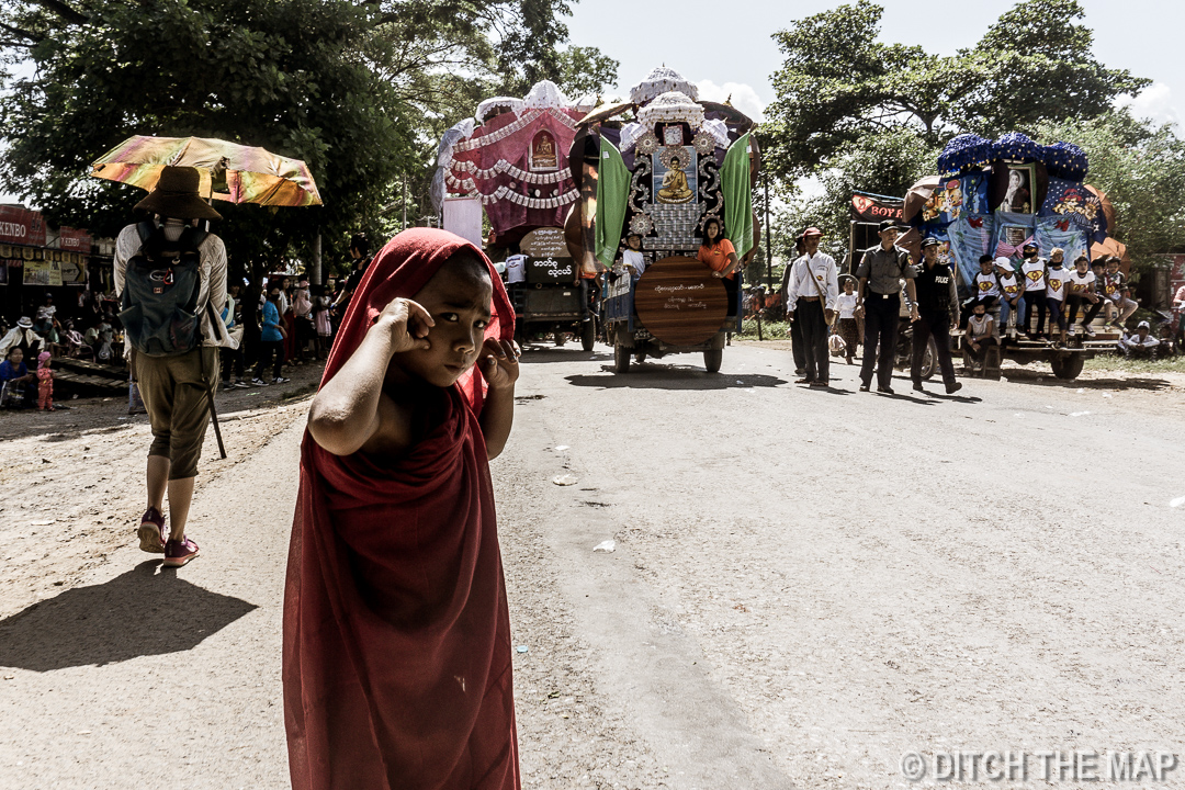 6 Days in Pyin Oo Lwin & Hsipaw, Shan State, Myanmar