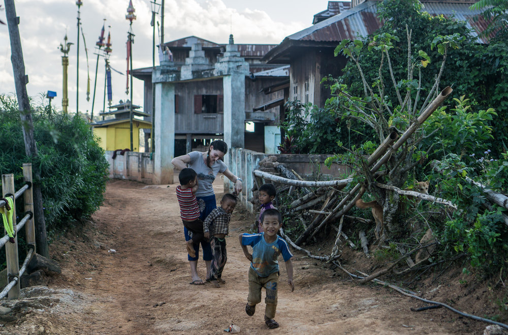 Hsipaw, Myanmar