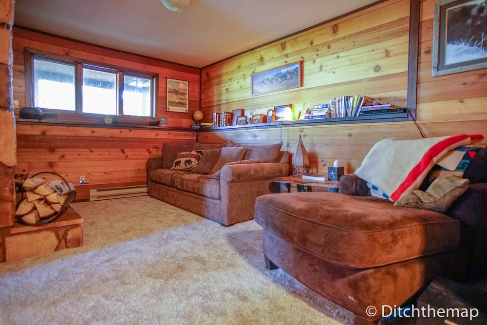 Airbnb in Whitefish, Montana