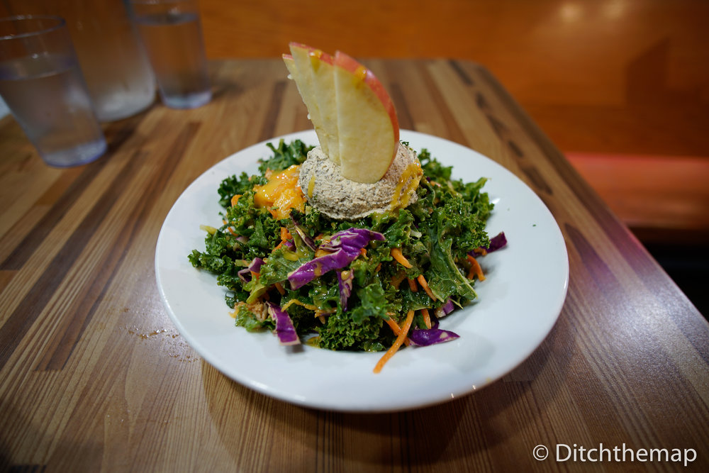 Goddess Bowl - Kale Salad