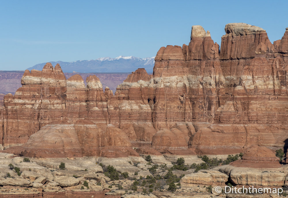 Canyonland National Park's Needle District
