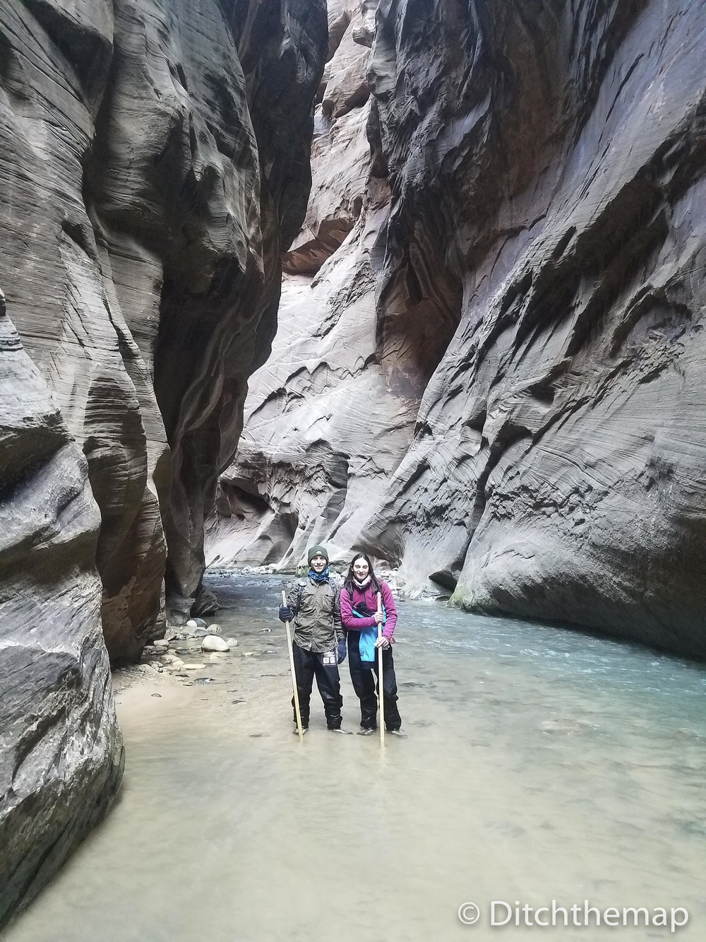 Narrows Hike