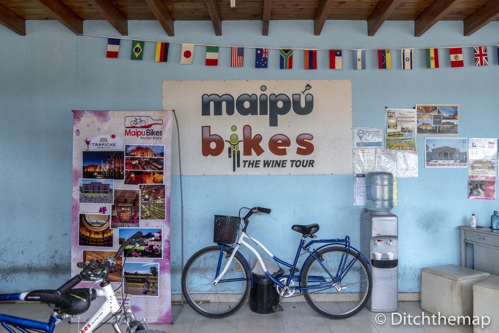 Maipu Bike Rental