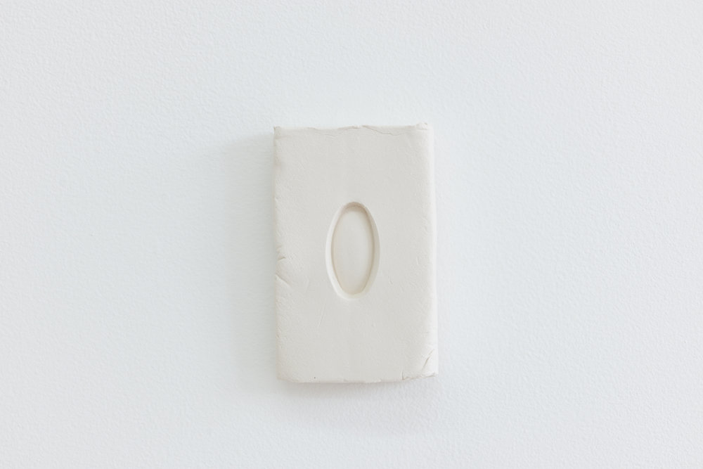 Barb Smith   No. 6 Votive Offering (small mirror),  2017 5.5 x 3.5 x 1 inches