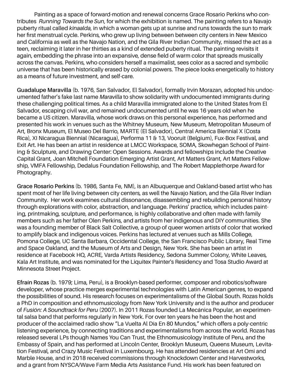 Running Towards the Sun Press Release (dragged) 2-1.jpg