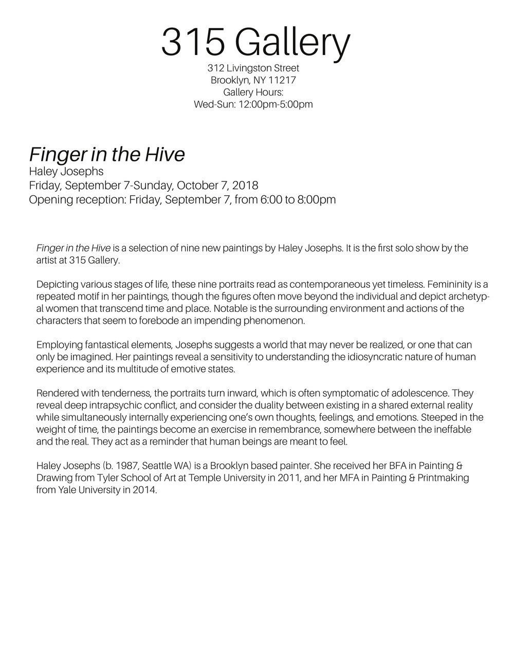Finger in the Hive PR-1.jpg