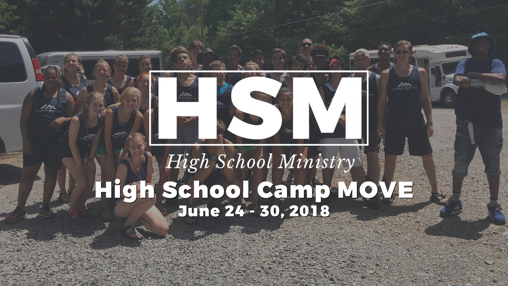 ciy move valley view dallas 2018 summer church camp