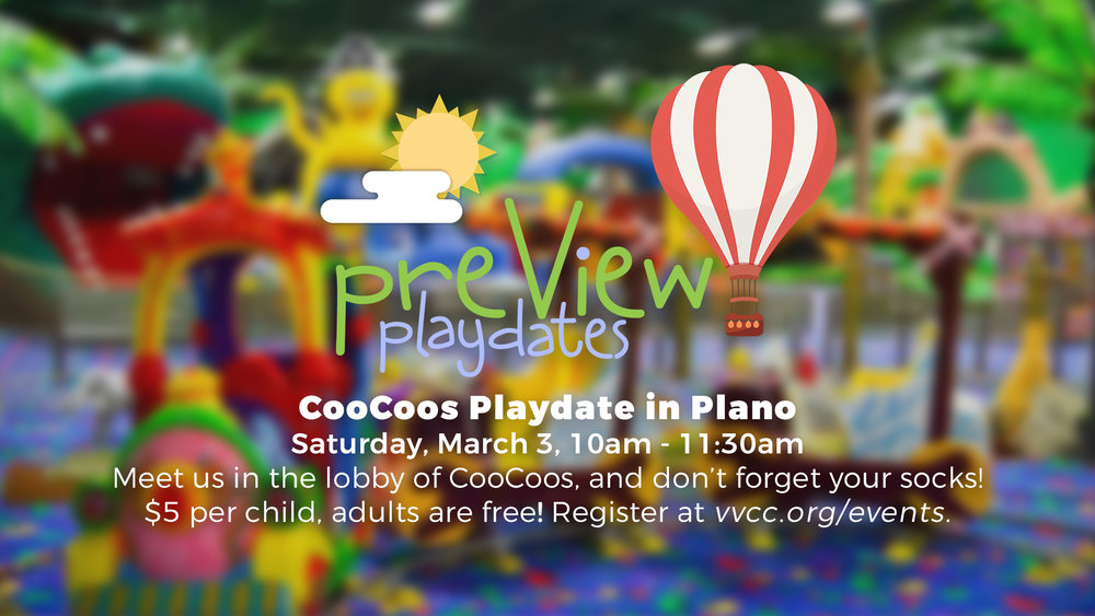 preview playdate coocoos in plano valley view christian church