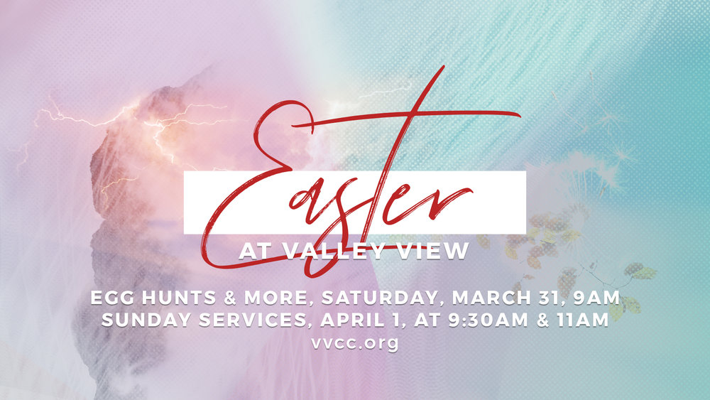 valley view dallas christian church easter 2018