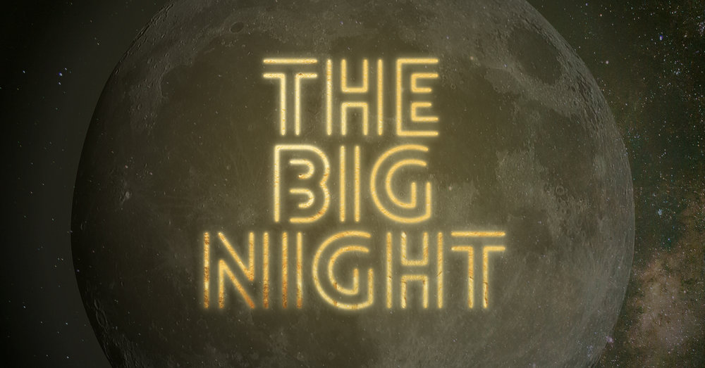 the big night variety fundraiser student ministry