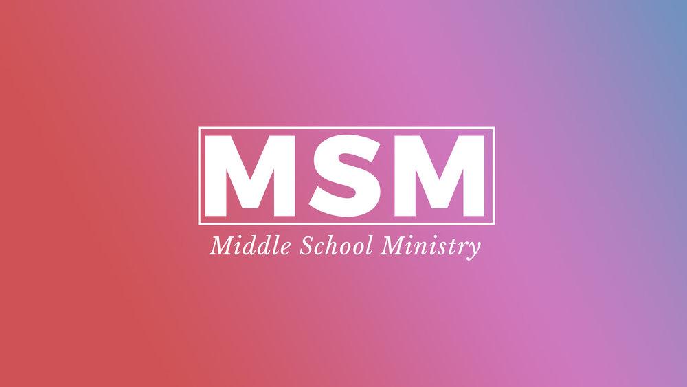 middle school ministry dallas texas